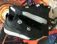 Nike Air Jordan 4 IV Black Cement
