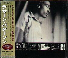 Rahsaan Patterson - Rahsaan Patterson - Japan CD+1BONUS - 15Tracks