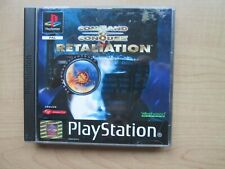 Playstation 1 - Command & Conquer - Retaliation - Manual INCLUDED