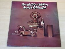 Sounds Orchestral/Sounds Like A Million/1969 Pye Records LP