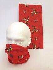 Rouge snugeez tête et écharpe tube - Echarpe tube, bandana, cagoule et plus