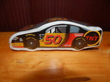 2001 TNT NASCAR We Know Drama TV Promo XL Shirt Wrapped as #50 Racing Car-RARE!
