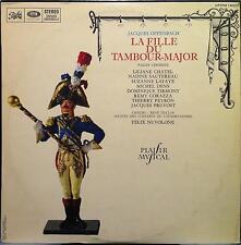 Felix Nuvolone - Offenbach La Fille Du Tambour-Major LP Mint- CPTPM 130573 1st