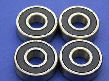 4 Stück SKF 6201 2RSH (12x32x10 mm) Kugellager (2RS) Rillenkugellager