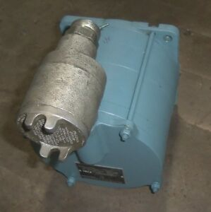 SUPERIOR ELECTRIC 120V, 3.0A, SLO-SYN EXPLOSION PROOF MOTOR BX216006, X1100