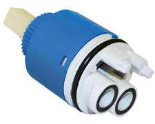 40mm Lever Tap Mixer C4 Ceramic Disc Cartridge Shower Bath Basin Repair Kitchen