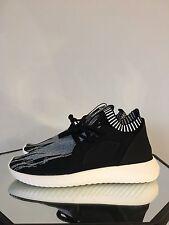 hot sales 71064 8cf3c Adidas Originals Tubular Defiant Primeknit Black Doom Nova S79864 Size 10  Boost