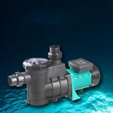 220V 370W Swimming Pool Filter Pump Booster Self-priming Circulating Pump