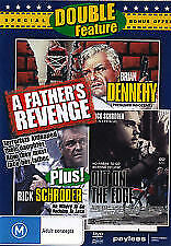 A FATHER'S REVENGE (Brian Denehy) / OUT ON THE EDGE (Ricky Schroder)  DVD