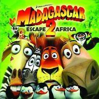 MADAGASCAR 2 SOUNDTRACK CD NEU