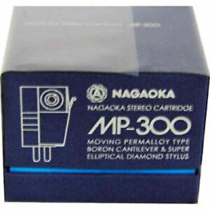 NAGAOKA MP-500 Stereo Patrone Von Japan W / Tracking