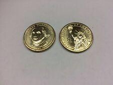 2007 - P  $1 George Washington  Presidential Dollar