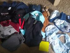 Boys Clothes 3-6 Month - Spring/Fall- Mixed Lot of 21 Pieces #243