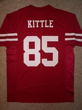 (2019-2020) San Francisco 49ers GEORGE KITTLE Jersey YOUTH KIDS BOYS (L-LG-LARGE