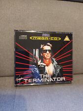 The Terminator - Sega MEGA CD - Boitier de remplacement PAL / Repro