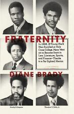 Fraternity: In 1968, a visionary priest recruited 20 black men to the College of