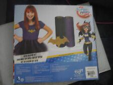 BRAND NEW DC Super Hero Girls Bat Girl Tutu Design Kit No Sew Patch BatGirl