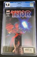 Thor #5 CGC 9.8  6/20 3716139024 - 1st appearance of the Black Winter