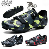 Road Cycling Shoes Outdoor SPD SPD Pedals Cycling Shoes Mens Mountain Bike Shoes