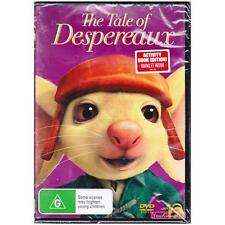 DVD TALE OF DESPEREAUX, THE - ACTIVITY BOOK EDITION Animated REGION 2,4,5 [BNS]