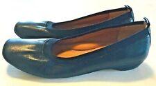 Gentle Soul Kenneth Cole Women Shoes Flat Black Leather Upper Size US 10; 39,5M
