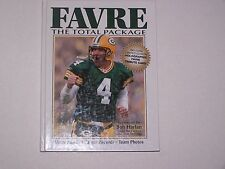 Brett Favre book The Total package