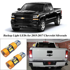 2pcs Xenon White 19-SMD LED Bulb for Chevrolet Silverado 2015-2017 Backup Lights