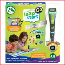 LeapFrog LeapStart GO System & SCHOOL Success Deluxe SPECIAL Edition 🌟NEW🌟