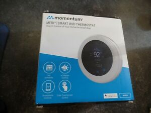 Momentum Meri Smart WiFi Thermostat (Model #: MO-STAT01) NEW Fast Shipping