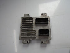 VAUXHALL OPEL CORSA D 1.2 PETROL ENGINE ECU 55580499 AAZN