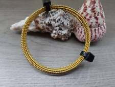 21g Twisted Brass Wire | Bare Wire | 5 Ft Lengths