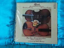 CFP 40244 - BACH - Double Concerto HUGH BEAN / KENNETH SILLITO - Mint condition