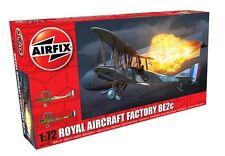 Airfix 1/72 SCALA Royal Aircraft FACTORY be2c