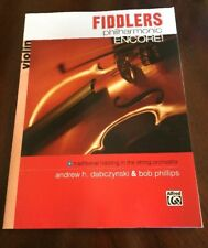 Fiddlers Philharmonic Encore Violin Book