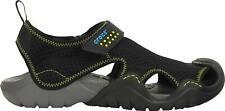 Crocs Swiftwater M Sandali sportivi Uomo colore Nero (black/charcoal) Taglia