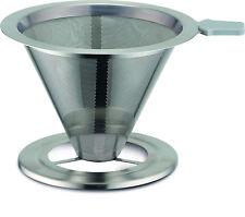 Weis 18950 Edelstahl Kaffee Tee Dauerfilter Kaffeedauerfilter Filter