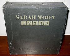 New Sealed Sarah Moon 12345 Vogue Chanel Comme des Garcons Cacharel Slipcase