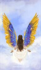 Phoenix Myth Fantasy Angel Visionary Soul Art Meditation Artwork - Brandy Woods
