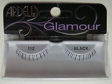 (LOT OF 10) Ardell Glamour Lashes #112 False BOTTOM LASH, UNDER Eyelashes