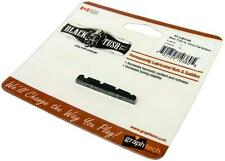 New Graph Tech BLACK TUSQ XL Slotted 42mm Flat-Bottom Bass Nut  PT-1205-00