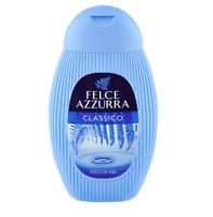 6x Felce Azzurra classic Shower gel Duschcreme Duschgel 250 ml