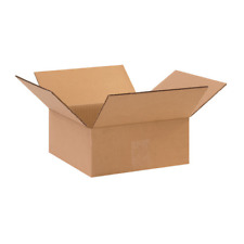 10x10x4 Shipping Boxes 25 Pack Packing Mailing Moving Storage