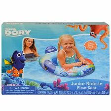 Disney Nemo Finding Dory JUNIOR RIDE IN BABY SWIMMING FLOAT BOAT SEAT NIP