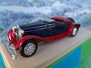 1/43 Eligor (France) Delage D8 1934 cabriolet