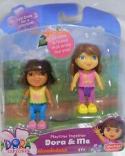 New Dora The Explorer Playtime Together Dora Me Play Dates Dora Brunette Friend