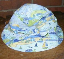 GYMBOREE Vacation Time Hat Cap - Size Large-XXLarge 5-7Years