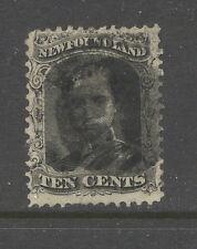 Newfoundland   27  used     catalog  $60.00                MS0223