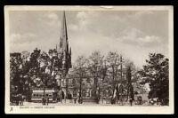 London Ealing Christ Church Tuck Glosso 1080 PPC used 1907