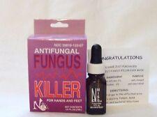 Miss Nail Hands Feet Fungus Killer Anti Fungal .25oz/7.3ml ~6ct/pk~