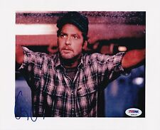 George Clooney Autographed Photo 8X10 PSADNA COA   PERFECT STORM